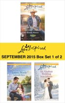 Love Inspired September 2015 - Box Set 1 of 2