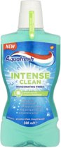 Aquafresh Mondwater - Intense Clean 500 ml