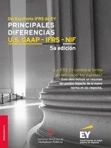 Principales diferencias U.S. GAAP - IFRS - NIF