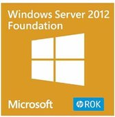 Microsoft Windows Server 2012 R2 Foundation ROK en/ru/pl/cs Software