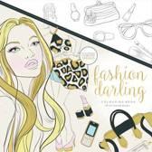Kaisercraft Kleurboek voor Volwassenen - Fashion Darling