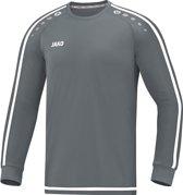 Jako Striker 2.0 Dames Sportshirt - Voetbalshirts  - grijs - S