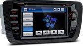 Seat Ibiza 7 Inch navigatie DVD-speler