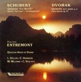 Schubert: Quintette La Truite; Dvorak: Quintette avec piano, Op. 81