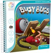 Smart Games Magnetic Travel BusyBugs - Reiseditie