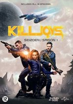 Killjoys - Seizoen 1, (DVD). DVDNL