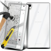 Sony xperia Z3 compact tempered glass / glazen screen protector 2.5D 9H