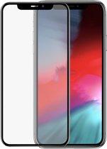 ScreenArmor - iPhone Xs Max Glazen Screenprotector - Edge2Edge Gehard Glas Zwart