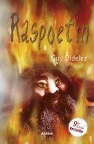 Boek cover Raspoetin van Guy Didelez
