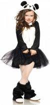 """""""Panda kostuum voor meisjes - Verkleedkleding - 128/134"""""""