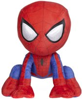 Spiderman knuffel bended 28cm