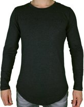 The More Discipline T-Shirt met Lange Mouwen   - Disciplined Apparel