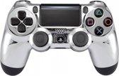 Chrome Zilver - Custom PlayStation PS4 Wireless Dualshock 4 V2 Controller