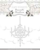 Die - Amy Design - Brocante Christmas - Chandelier