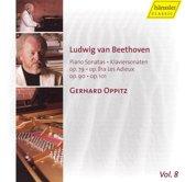 Piano Sonatas Op.74/Op.81A/Op.79/Op.90/Op.101
