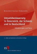 Umsatzbesteuerung In Österreich, Der Schweiz Und In Deutschland