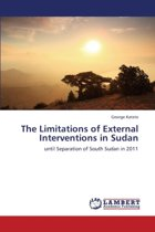 The Limitations of External Interventions in Sudan