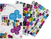 Uatt Fun ABC - Magneten - Multicolor