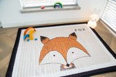 Love by Lily - groot speelkleed baby - Vos - 150x200