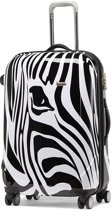 Claymore Zebra Trolley 71 Black/White