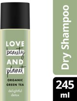 Love Beauty Planet Droogshampoo Delightful Detox - 245 ml - Rosemary & Vetiver