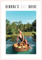 Boekomslag van 'Kendra's Bali Guide'