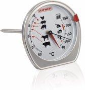 Leifheit - Proline - Vlees- en oventhermometer - analoog - rvs
