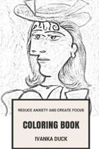 Reduce Anxiety and Create Focus Coloring Book