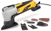 Powerplus POWX1346 Multitool - Oscillerend  - 300 W - Incl. 29 accessoires en opbergkoffer