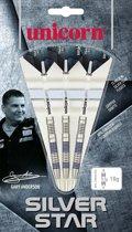 Unicorn - Silverstar Gary Anderson P2 80% - 22 gram - dartpijlen