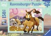 Ravensburger puzzel Spirit: Wild and Free - legpuzzel - 150 stukjes