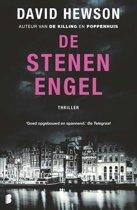 Amsterdam 4 - De stenen engel