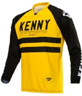 Kenny Performance Jersey yellow