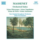 Massenet: Orchestral Suites 4-7 / Ossonce, New Zealand SO