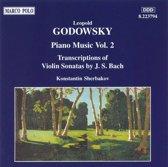 Godowsky:Piano Music Vol.2