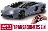 Nikko Transformers Decepticon Lockdown - Bestuurbare auto