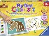 Ravensburger My First Color Set Ponys