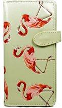 SHAGWEAR portemonnee Flamingo beige - 0338Z