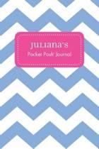 Juliana's Pocket Posh Journal, Chevron