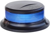 LED Beacon / Dakflitser - 18 LED - R10 / R65 - Blauw