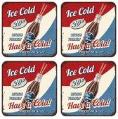 Nostalgic Art Metalen Onderleggers Ice Cold