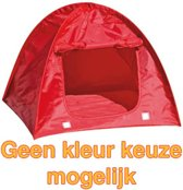 Karlie Flamingo Kitty Camp - Dierenspeelgoed - Multi - 43,5 x 43,5 x 40 cm