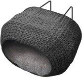 Ebi Kattenmand radiator Sunrise - Zwart - 45 x 30 x 30cm