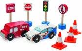 Le Toy Van - Verkeer set