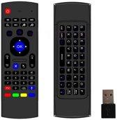 MX3 Air Mouse draadloos 2.4G toetsenbord afstands bediening voor Android TV Box / Mini PC