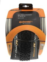 Continental Buitenband 26X2.20 55-559 Vouw Race King 2.2 Protection + Black Chili Compound Zwart