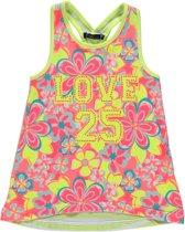 Losan meisjeskleding -hemd met bloemen Z16-37 maat 92
