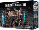 Warhammer 40,000 Terrain: Sector Mechanicus - Thermic Plasma Regulators