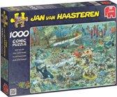 Jan van Haasteren Onderwaterwereld 1000