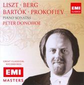 Liszt, Berg, Bartok, Prokofiev: Piano Sonatas